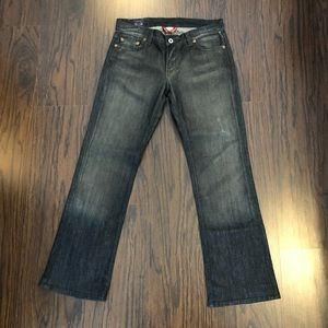 Lucky Brand Sundown Straight Jeans Size 2 (30x29)